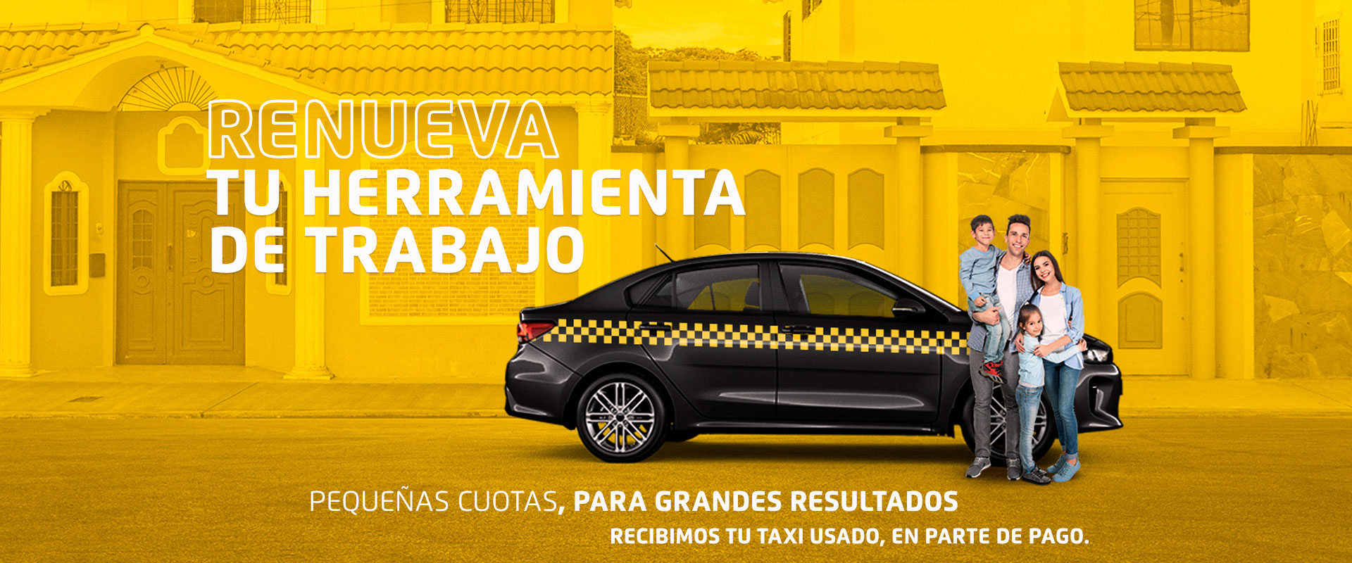 Banner Taxi